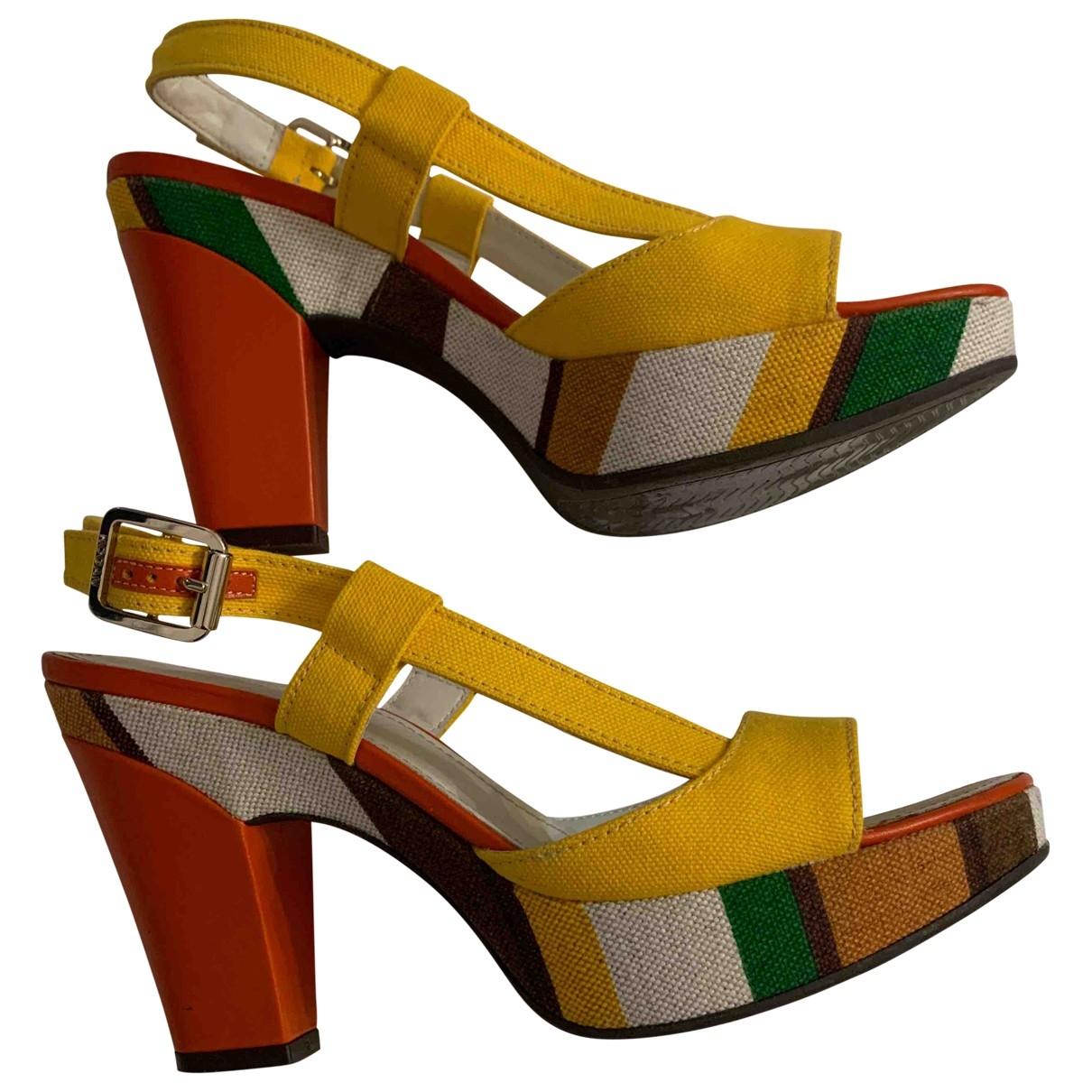 Sandalias de Lona Hogan