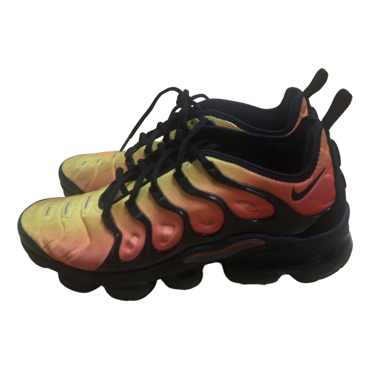 Nike Air VaporMax Sneakers in  Orange Kautschuk
