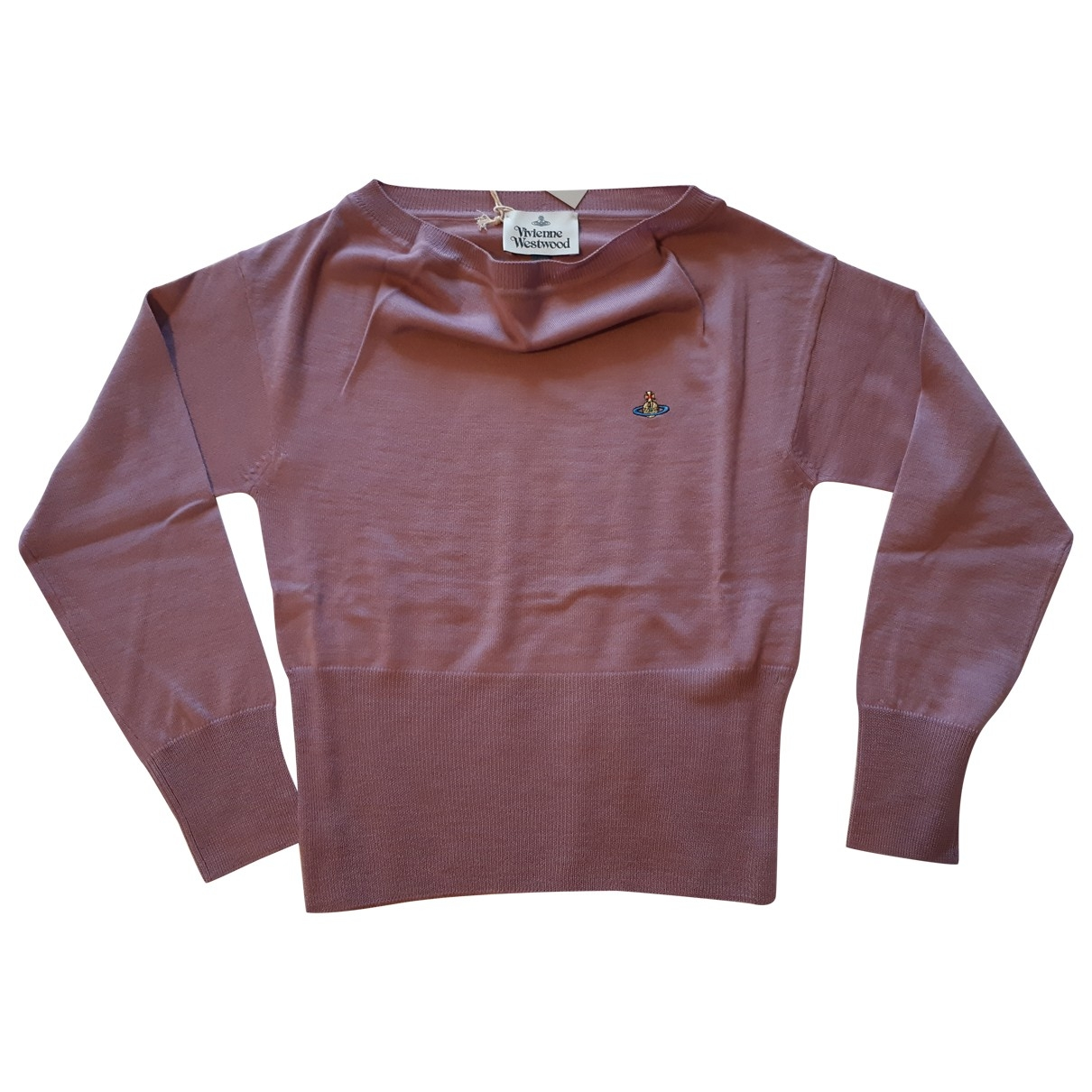 Vivienne Westwood Red Label \N Pullover in  Rosa Wolle