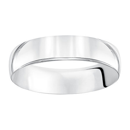 5.5MM 14K Gold Wedding Band, 4 1/2 , No Color Family