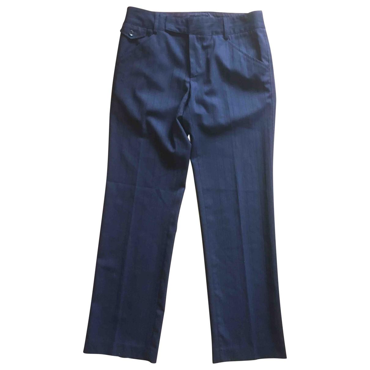 Pantalon de Lana D&g