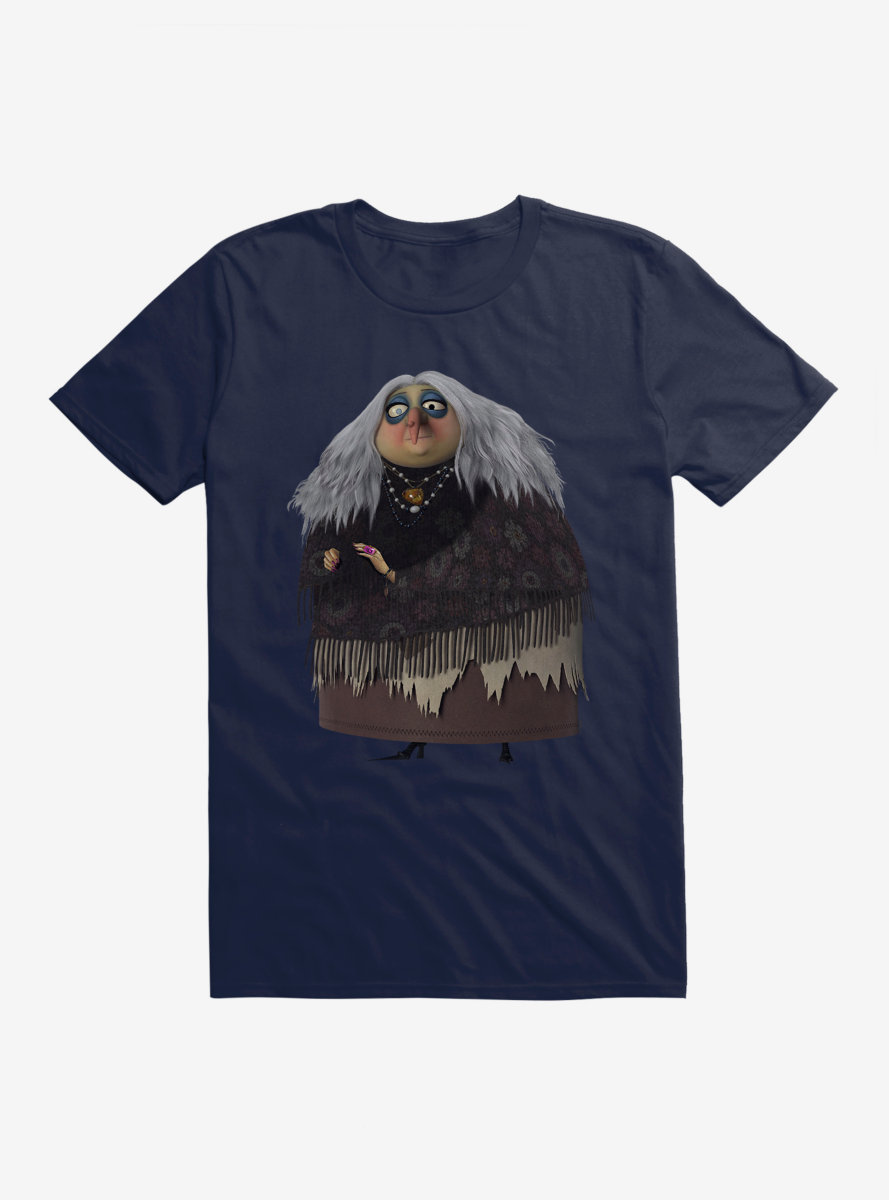 The Addams Family Grandmama T-Shirt