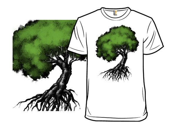Just A Tree T Shirt