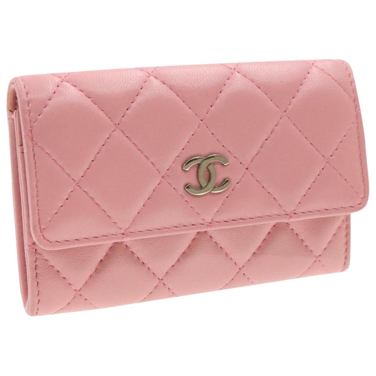 Chanel \N Schal Rosa