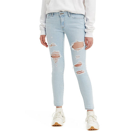 Levi's 711 Skinny Jean, 30 , Blue