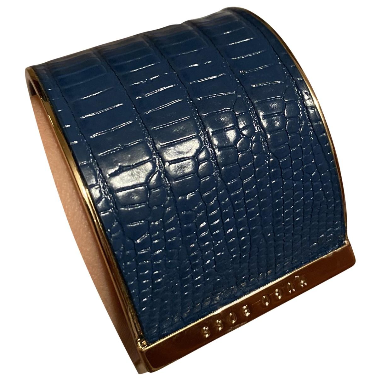 Hugo Boss \N Blue Steel bracelet for Women \N
