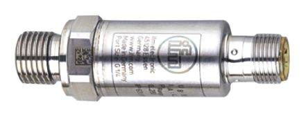 ifm electronic Pressure Sensor for Gas, Liquid , 600bar Max Pressure Reading Analogue