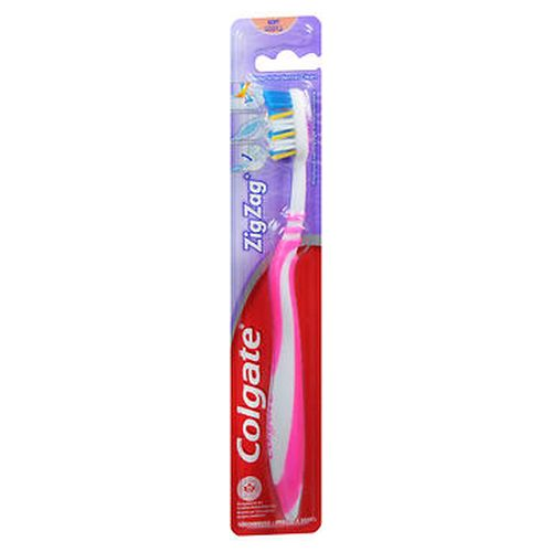 Colgate ZigZag Toothbrush Soft 1 Each by Colgate