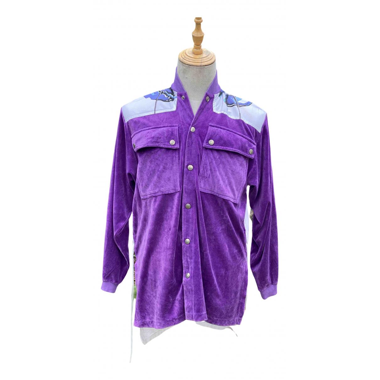 Kansai Yamamoto - Chemises   pour homme - violet