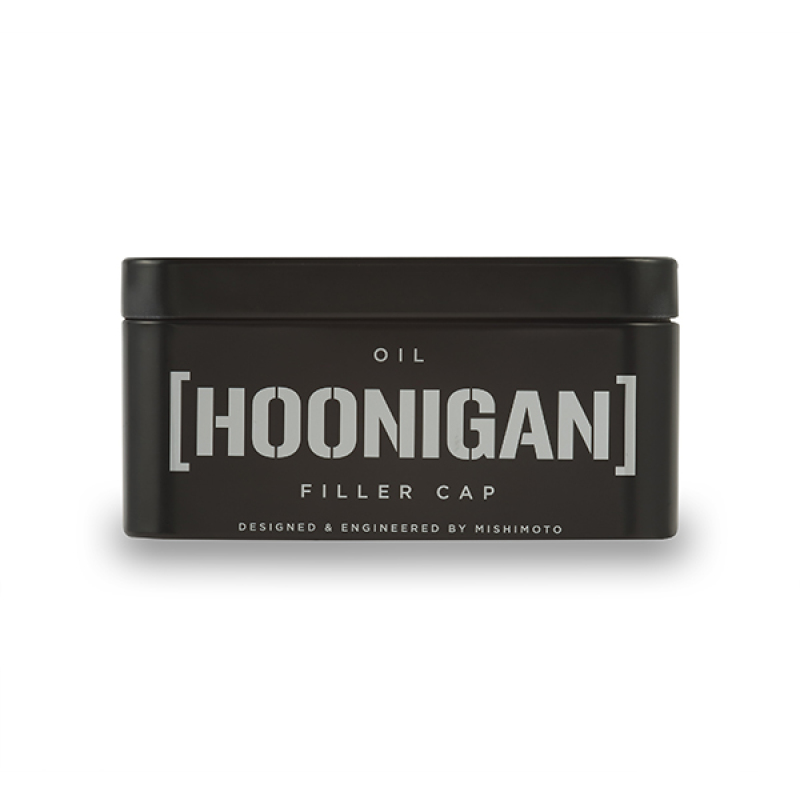 Mishimoto MMOFC-LSX-HOONRD Hoonigan Oil Filler Cap (Red | LS Engine)