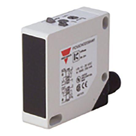 Carlo Gavazzi PC50 Photoelectric Sensor Retro-Reflective 10 m Detection Range PNP/NPN NO/NC