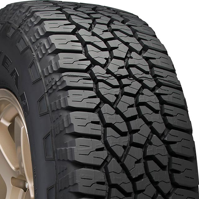Goodyear 741060681 Wrangler TrailRunner AT Tire 245/70 R17 110T SL BSW
