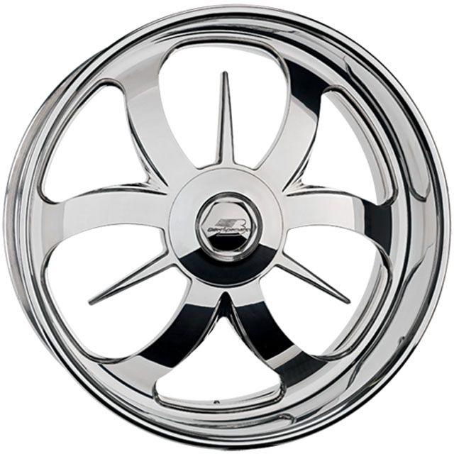 Billet Specialties GS3D266Custom GS3D Wheel 26x16