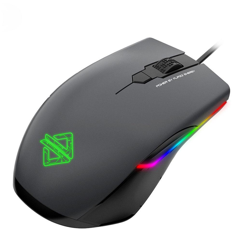 AJazz AJ903 16000DPI USB Wired PMW3389 RGB Backlit Optical Gaming Mouse