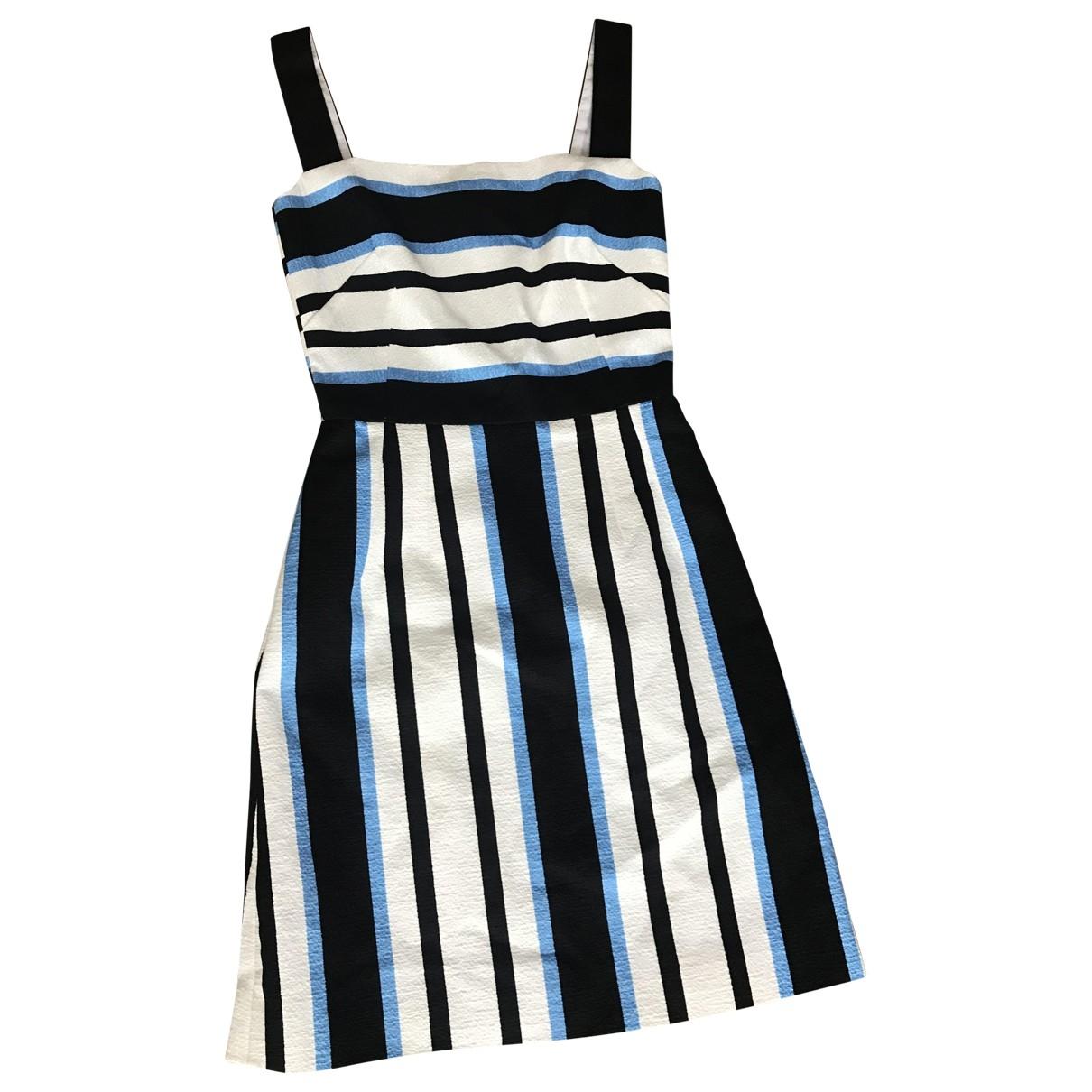Dolce & Gabbana \N Kleid in Baumwolle