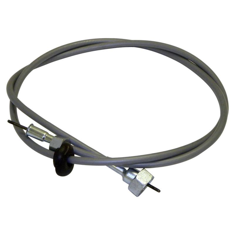 Crown Automotive J5351778 Jeep Replacement Speedometer Cable for Misc. 1941-1971 Jeep Models w/ T84 or T90 Transmission Jeep