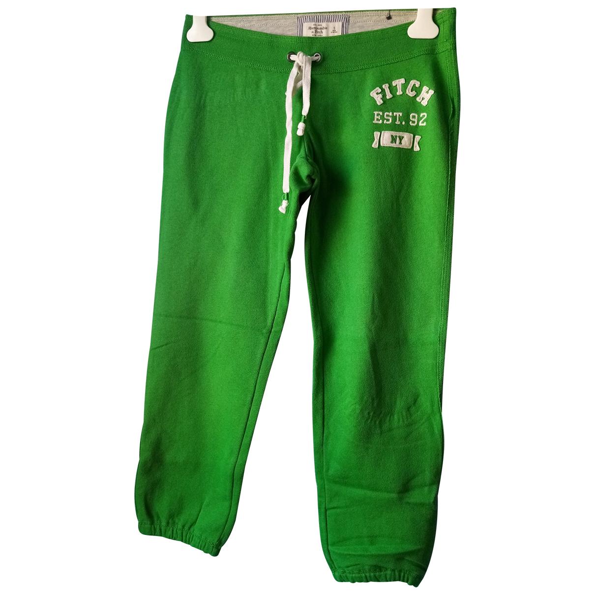 Pantalon pitillo Abercrombie & Fitch