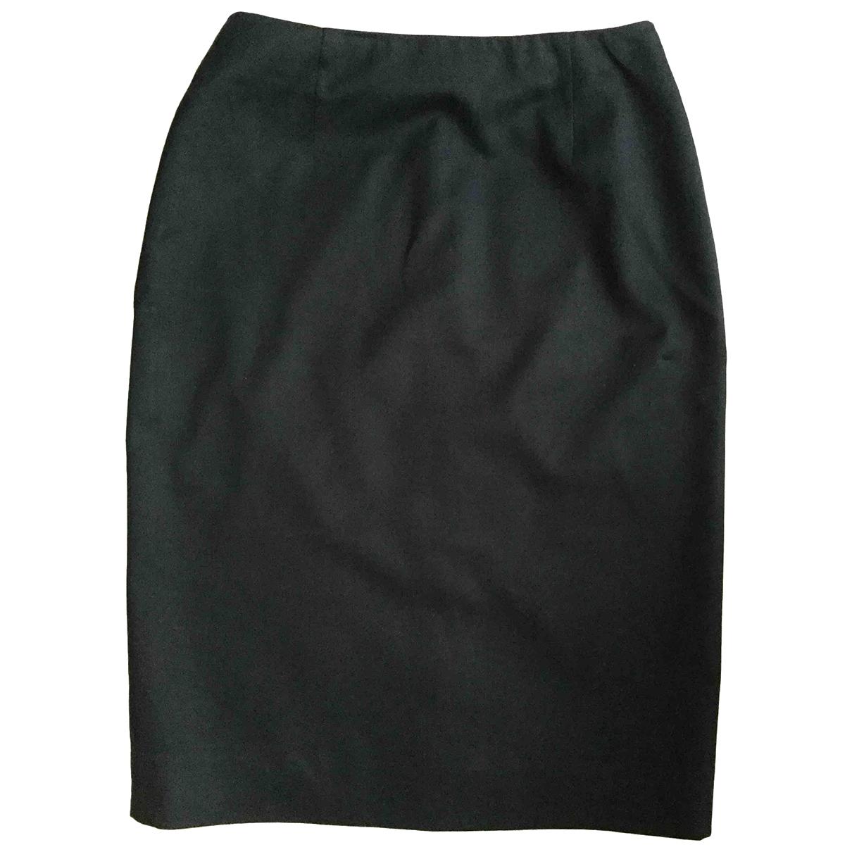 Dior - Jupe   pour femme en coton - elasthane - marine