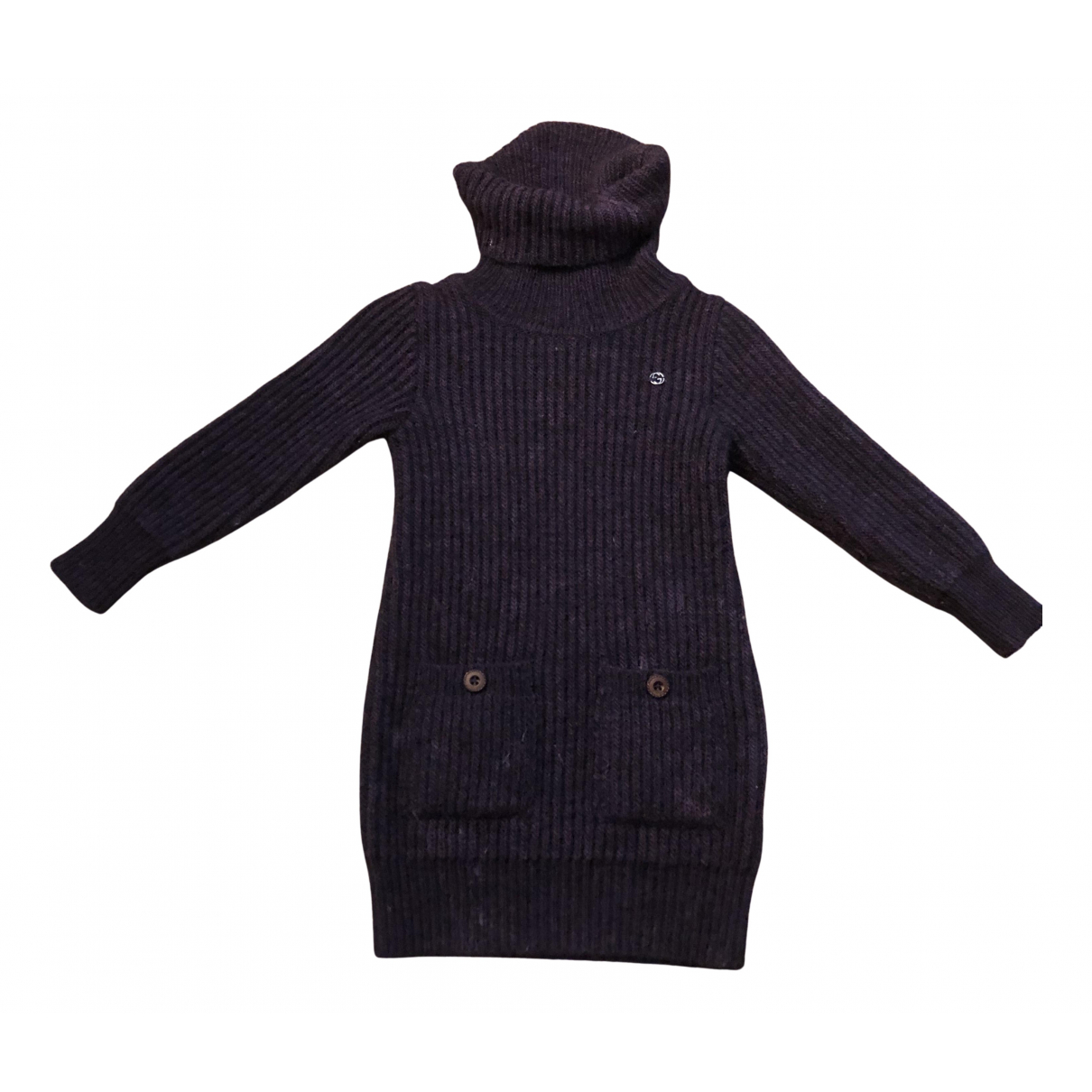 Gucci N Purple Wool Knitwear for Kids 4 years - up to 102cm FR
