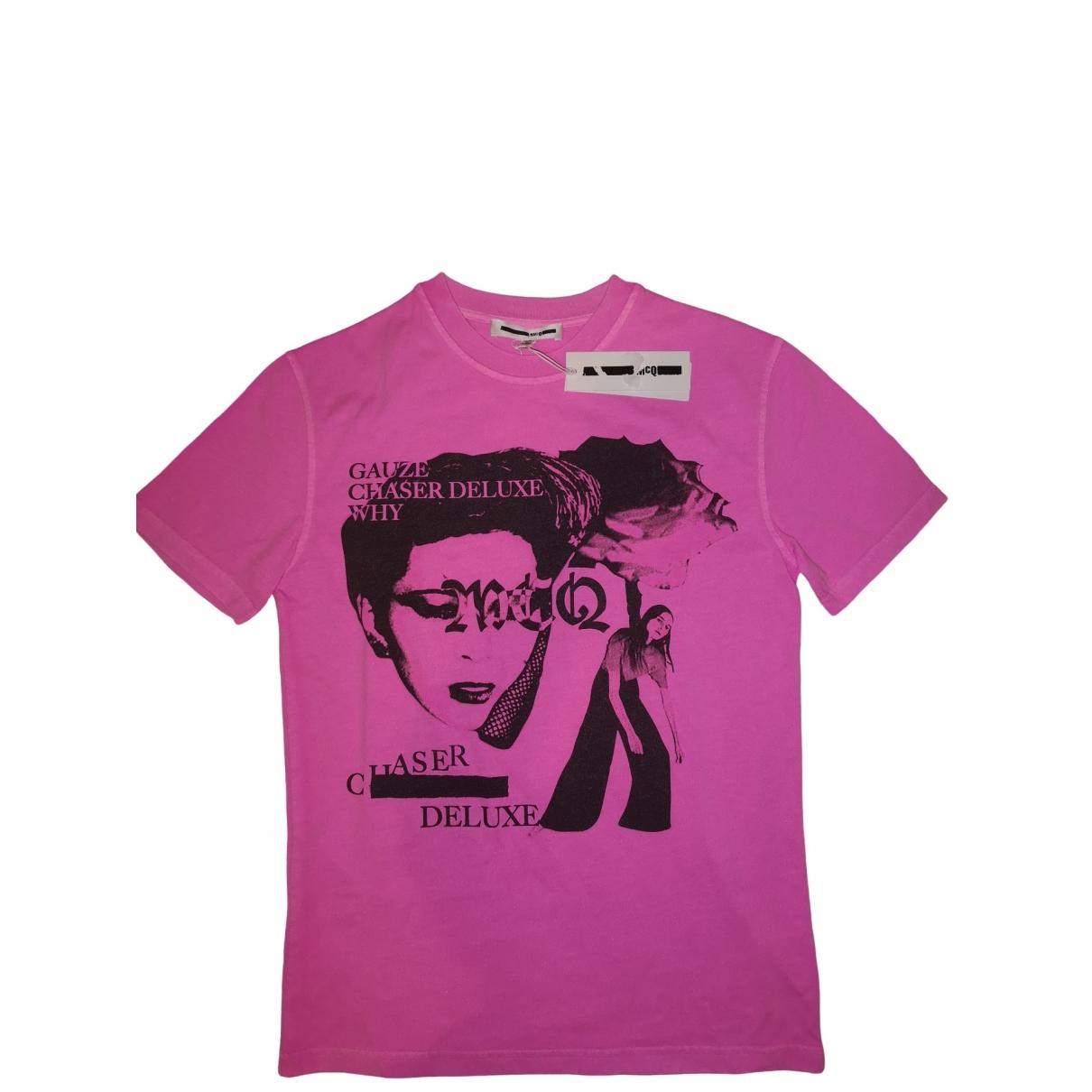Mcq \N Pink Cotton  top for Women XS International