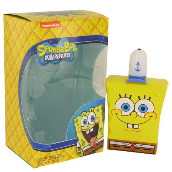 Spongebob Squarepants - Nickelodeon Eau de toilette en espray 100 ml