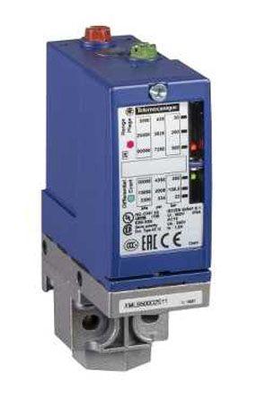 Telemecanique Sensors Corrosive Fluid Pressure Switch, 1 C/O 0 → 10bar, 240 V ac, 250 V dc
