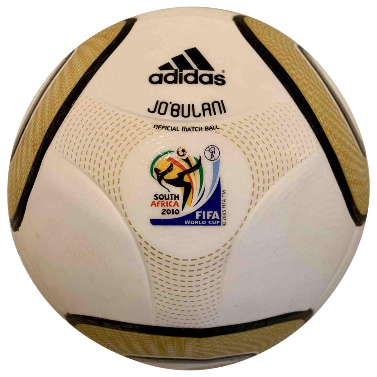 Adidas - Ballons   pour lifestyle en cuir - multicolore