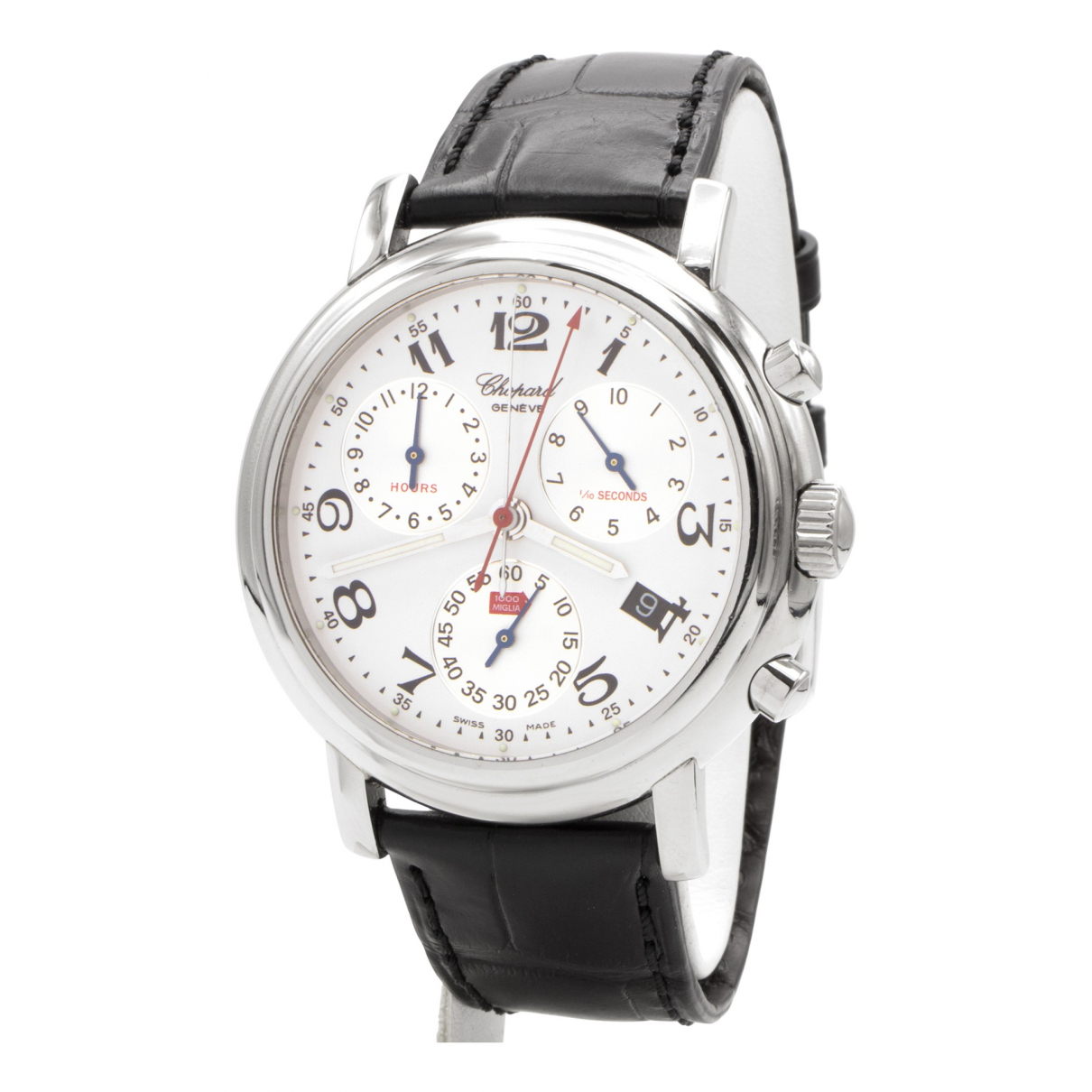Chopard Mille Miglia  Silver Steel watch for Men N