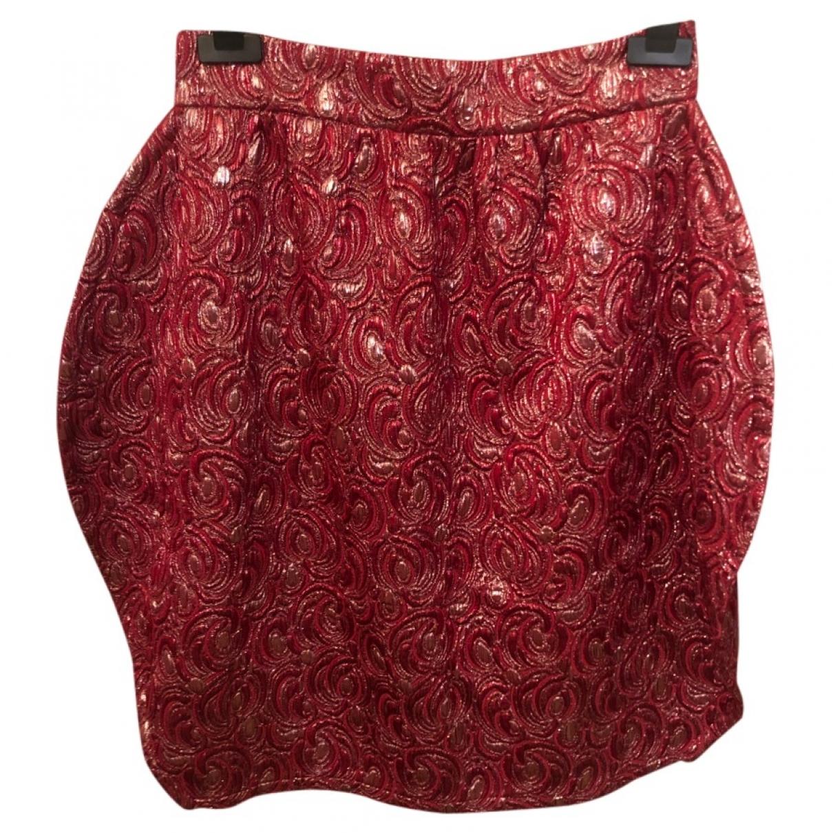 Dolce & Gabbana \N Multicolour Cotton skirt for Women 40 IT
