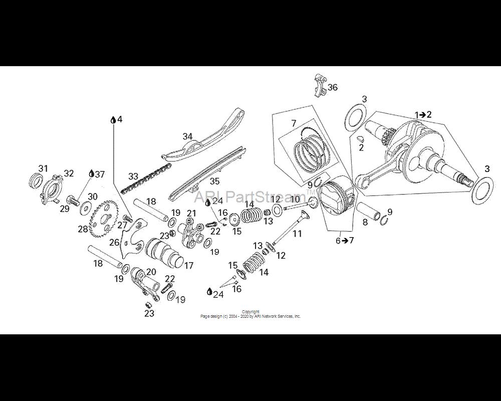 Can-AM OEM REBUILD-CRANKSHAFT 175 | Includes 1 to 2