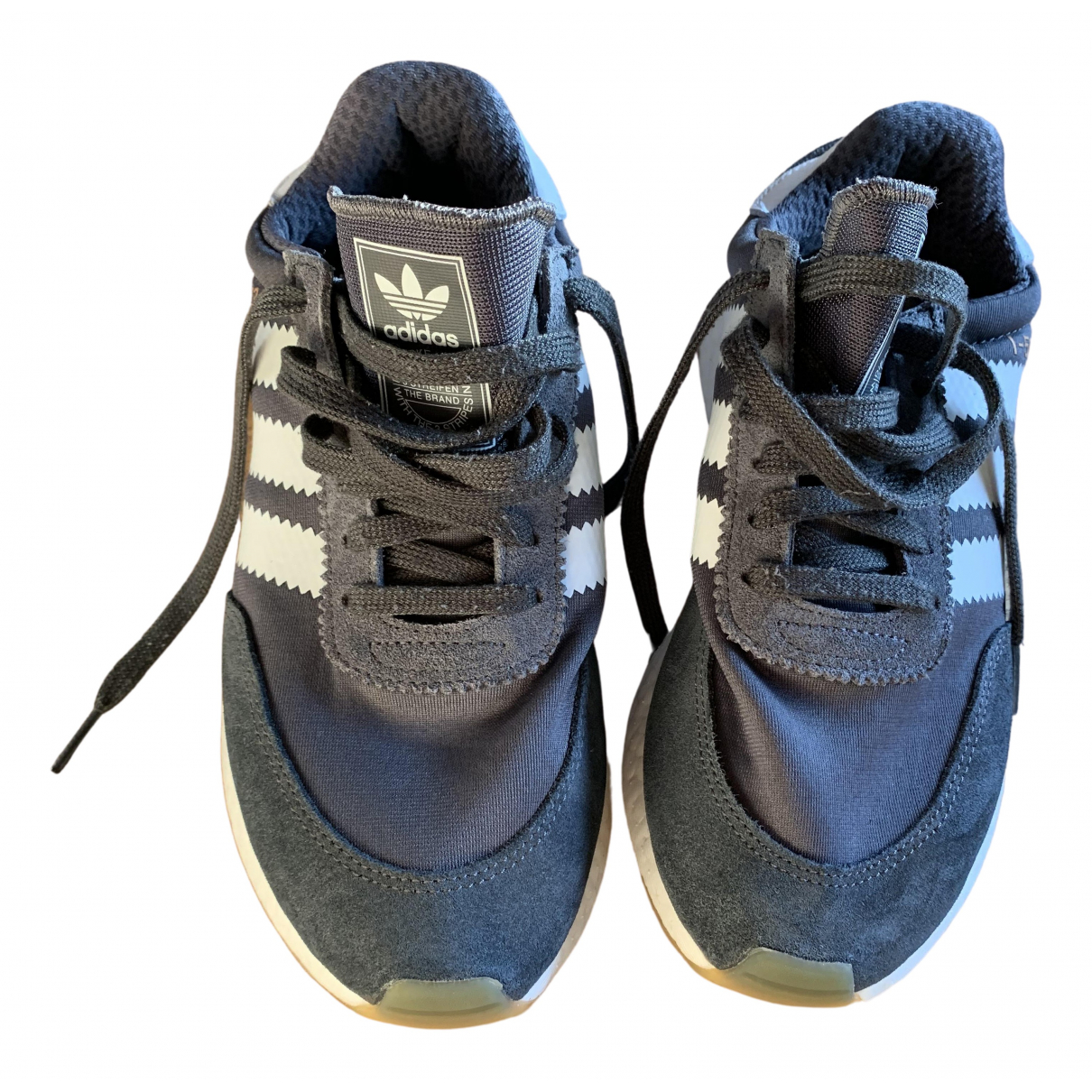 Adidas \N Sneakers in  Anthrazit Leinen