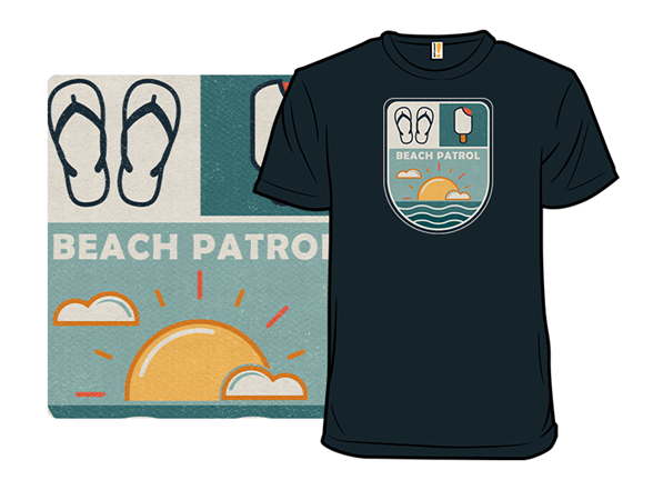 Beach Patrol T Shirt