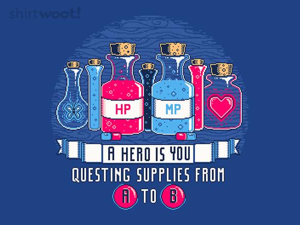 8-bit Apothecary T Shirt