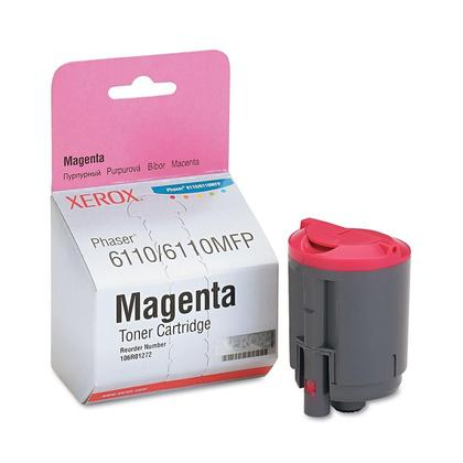 Xerox 106R01272 Original Magenta Toner Cartridge