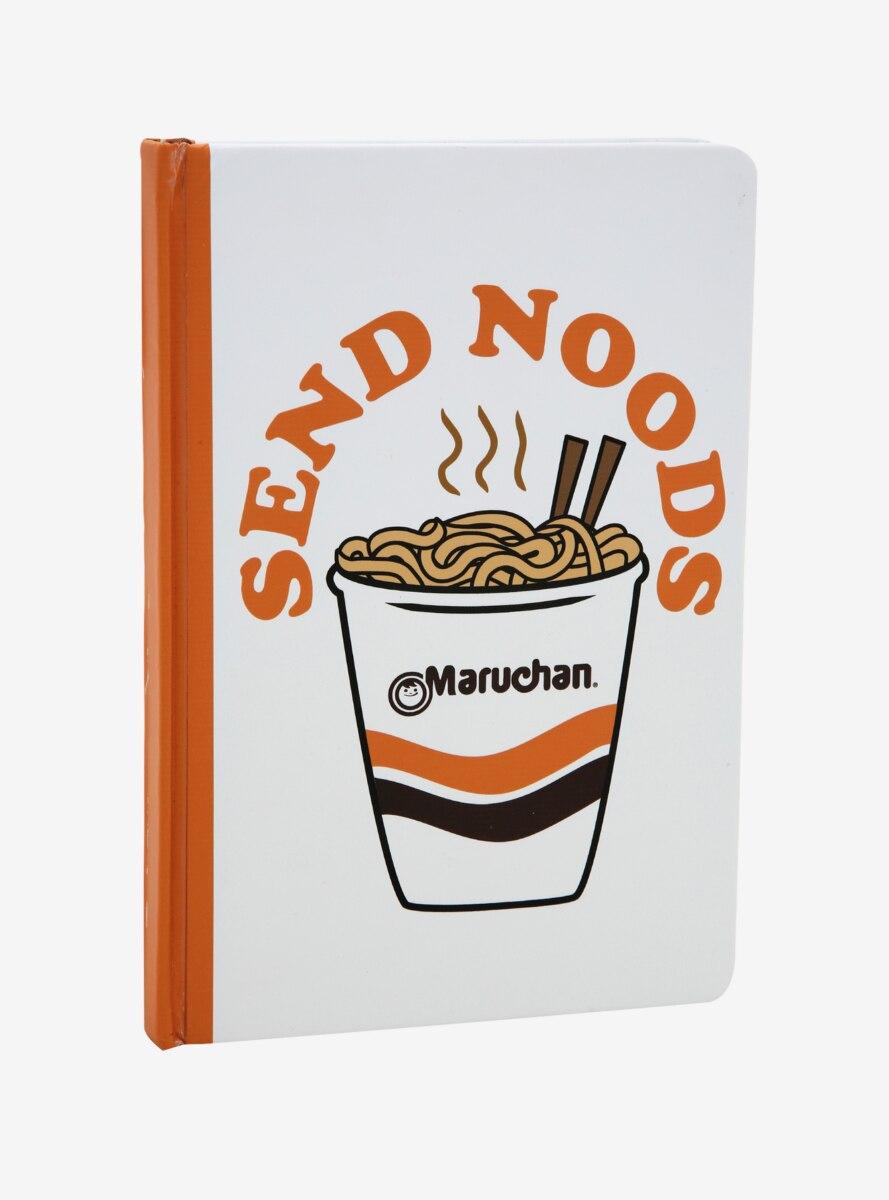Maruchan Send Noods Journal - BoxLunch Exclusive