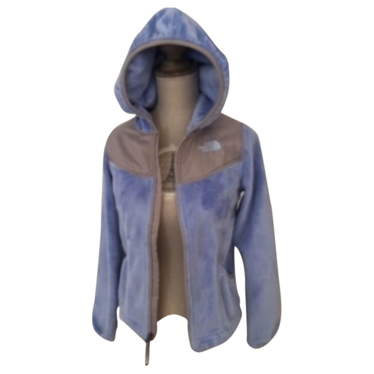 The North Face \N Pullover, StrickJacke in  Blau Polyester