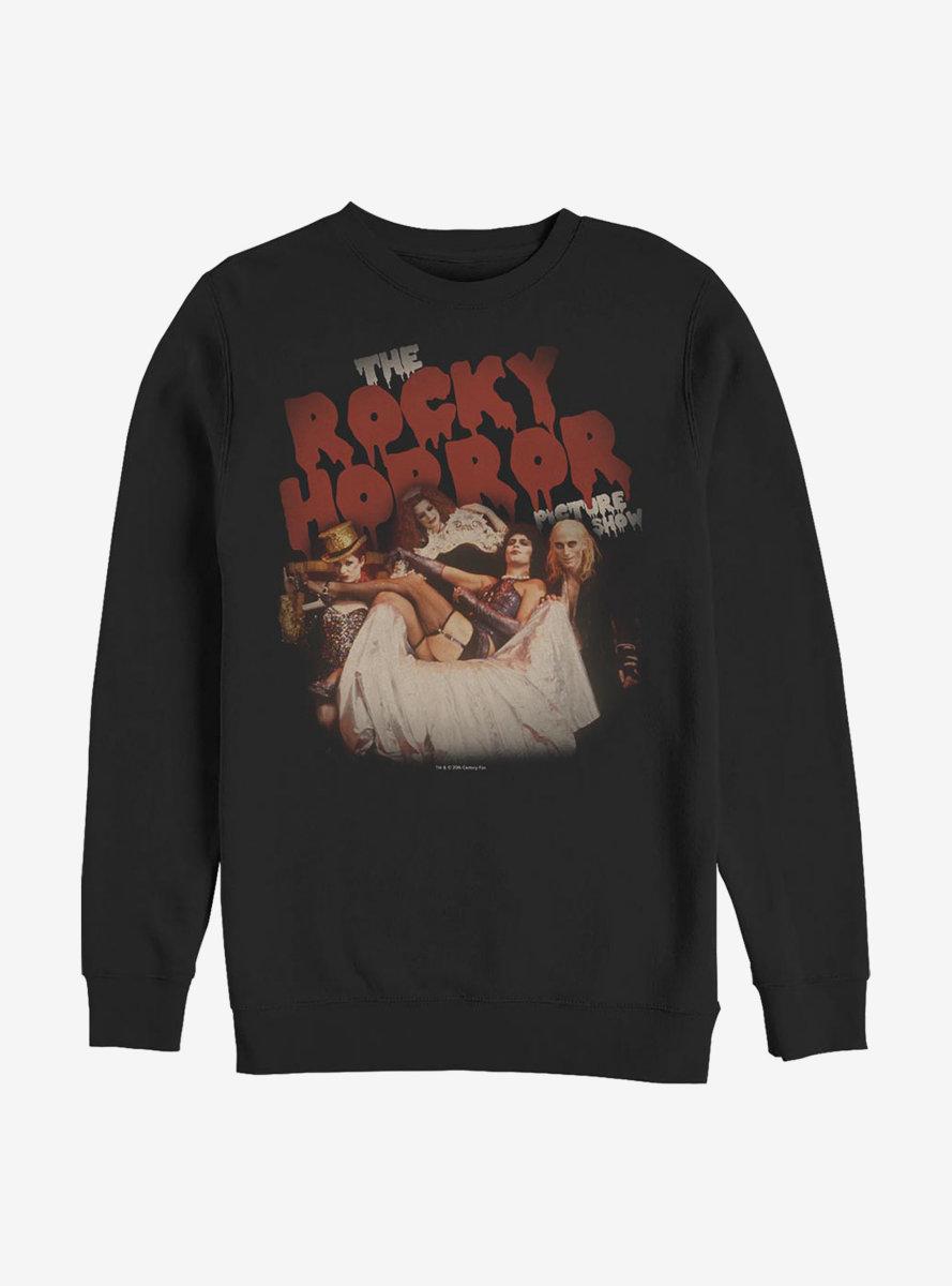 Rocky Horror Picture Show Throne Pose Sweatshirt