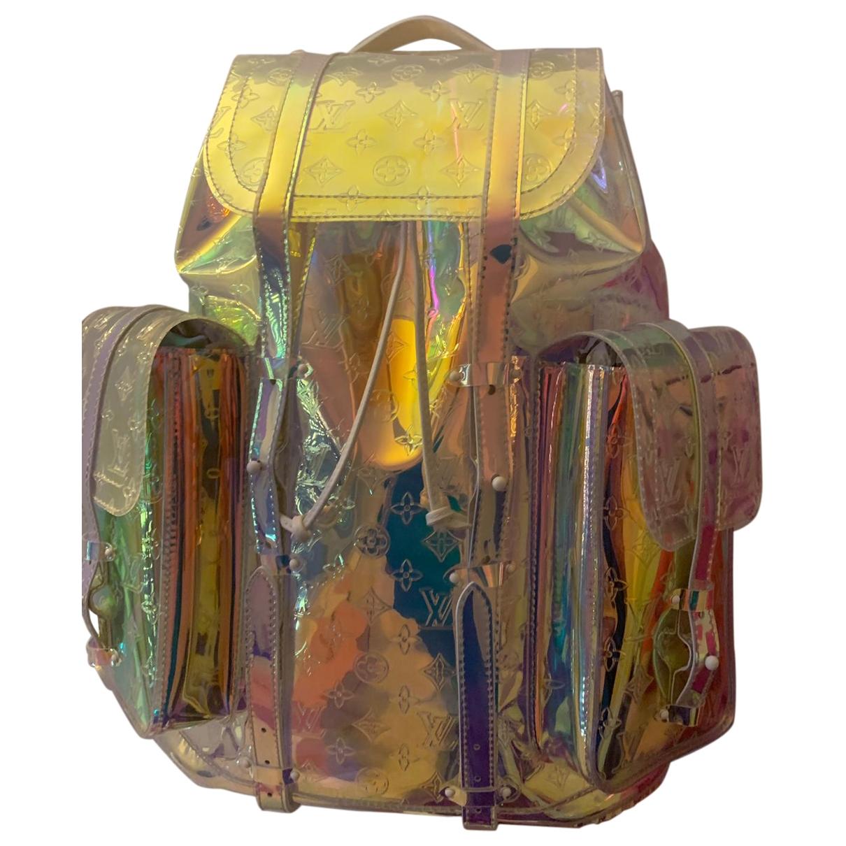 Louis Vuitton Christopher Backpack Multicolour bag for Men \N