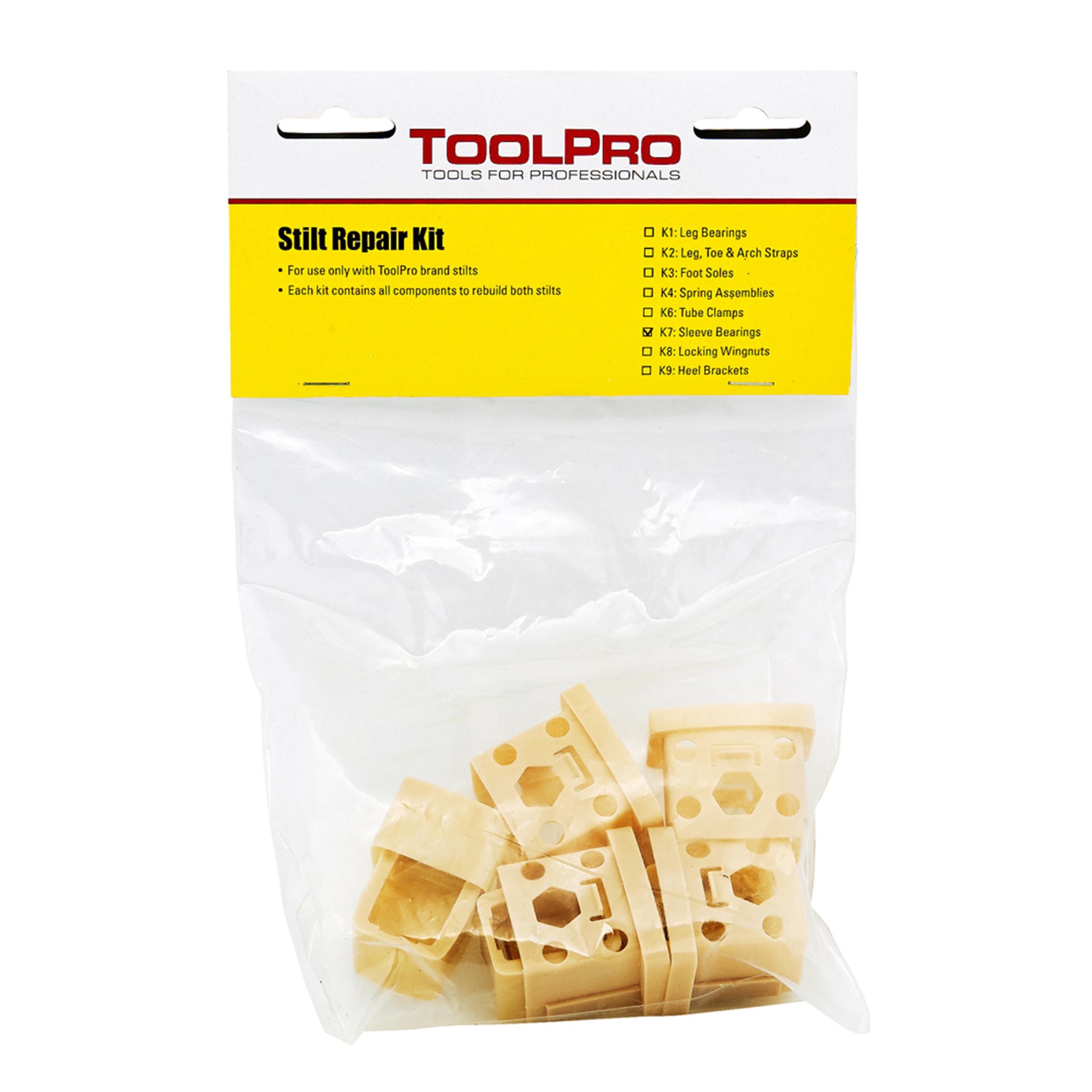 Stilt Kit, Sleeve Bearings