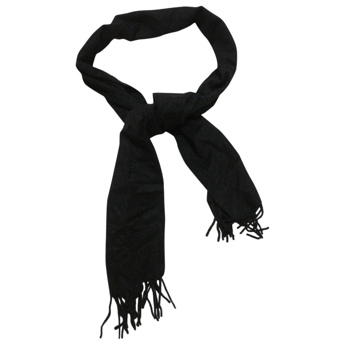 Polo Ralph Lauren \N Schal in  Schwarz Kaschmir