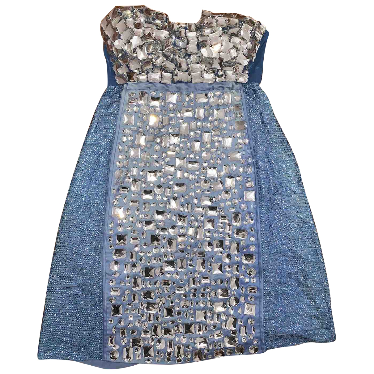 Blumarine \N Blue dress for Women 42 IT