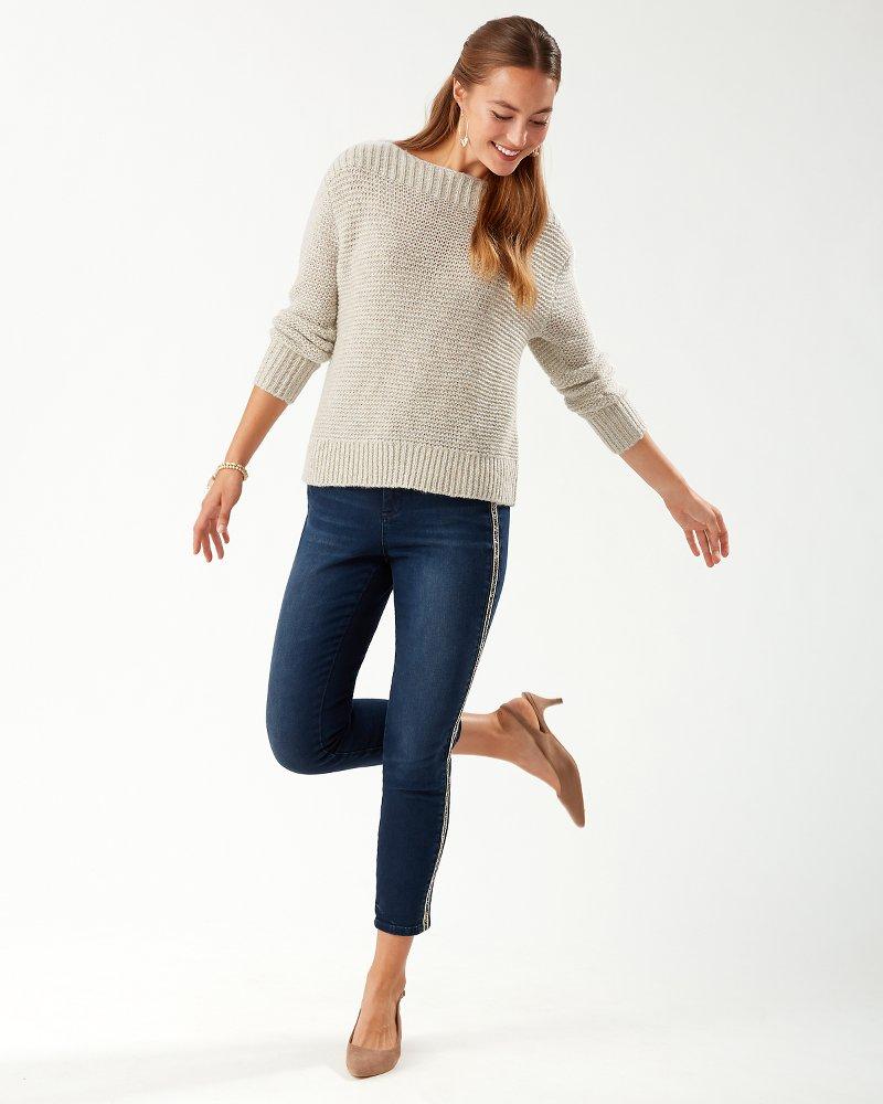 Bahati Bateau Sweater
