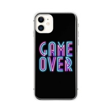 Letter Graphic Phone Case