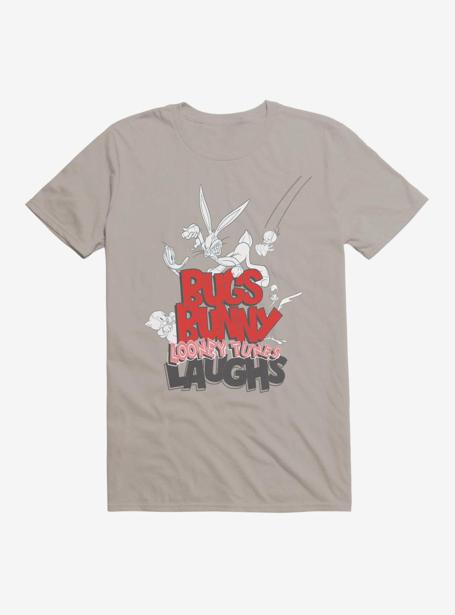 Looney Tunes Bugs Bunny Laughs T-Shirt