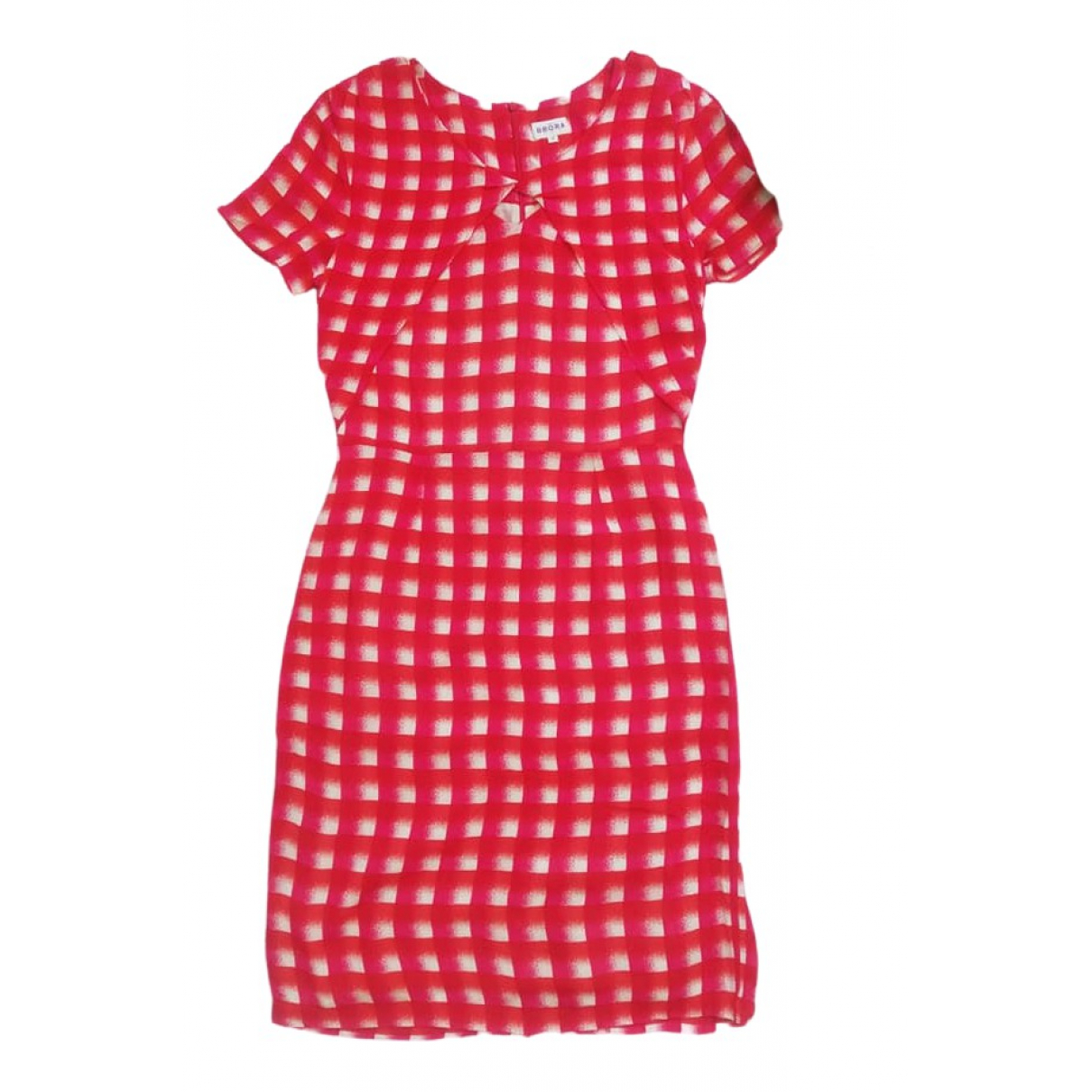 Brora - Robe   pour femme - rouge