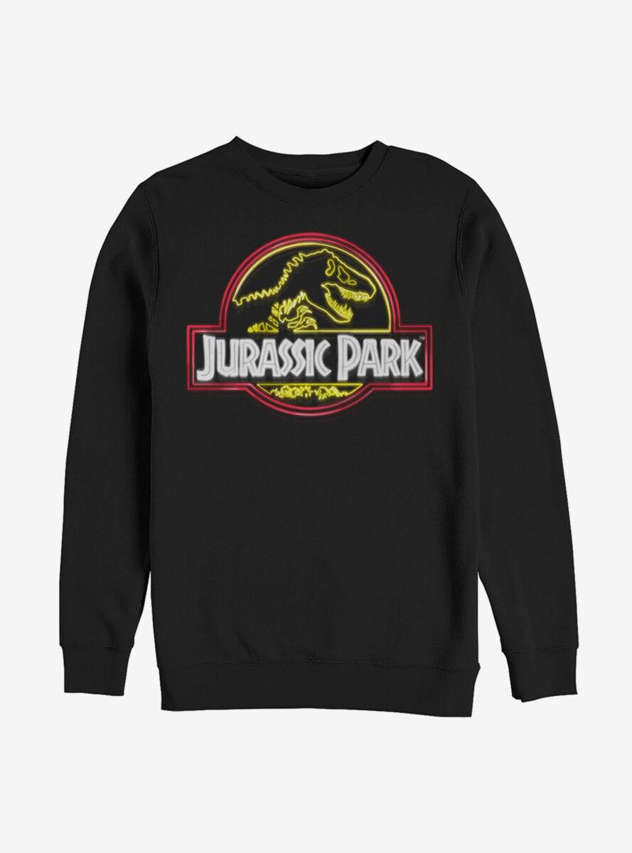 Jurassic Park Neon Park Sweatshirt