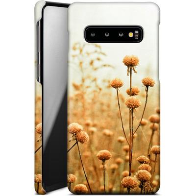 Samsung Galaxy S10 Smartphone Huelle - Daybreak In The Meadow von Joy StClaire