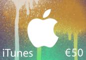 iTunes €50 NL Card