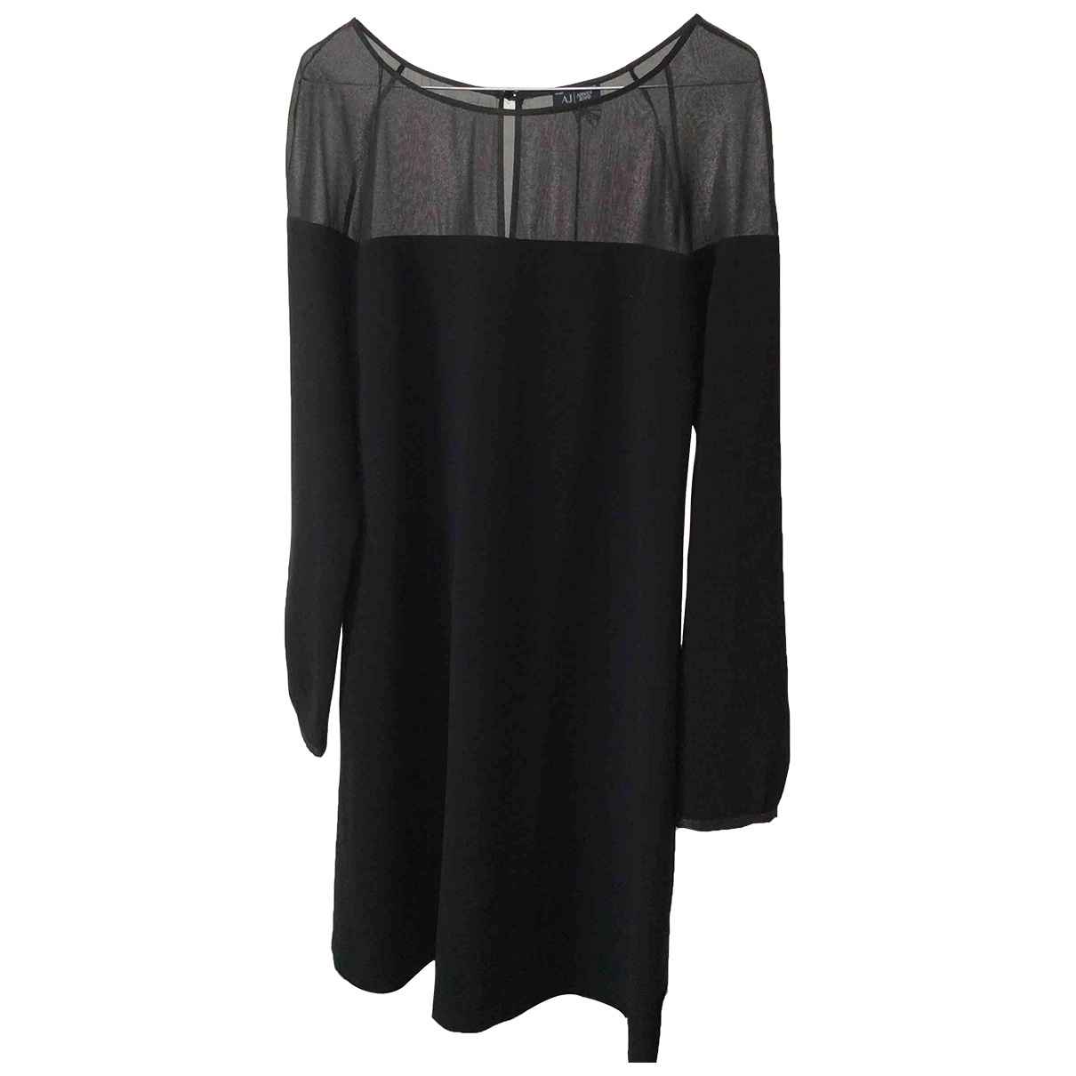 Armani Jeans \N Black dress for Women 4 US