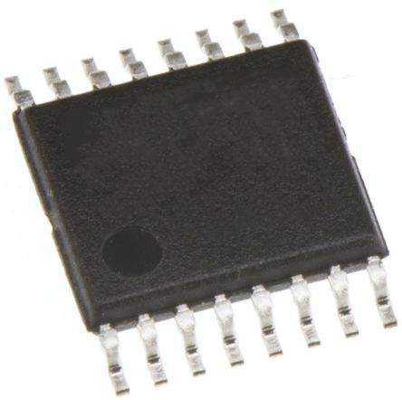 Analog Devices AD7888ARUZ, 12 bit Serial ADC, 16-Pin TSSOP (96)